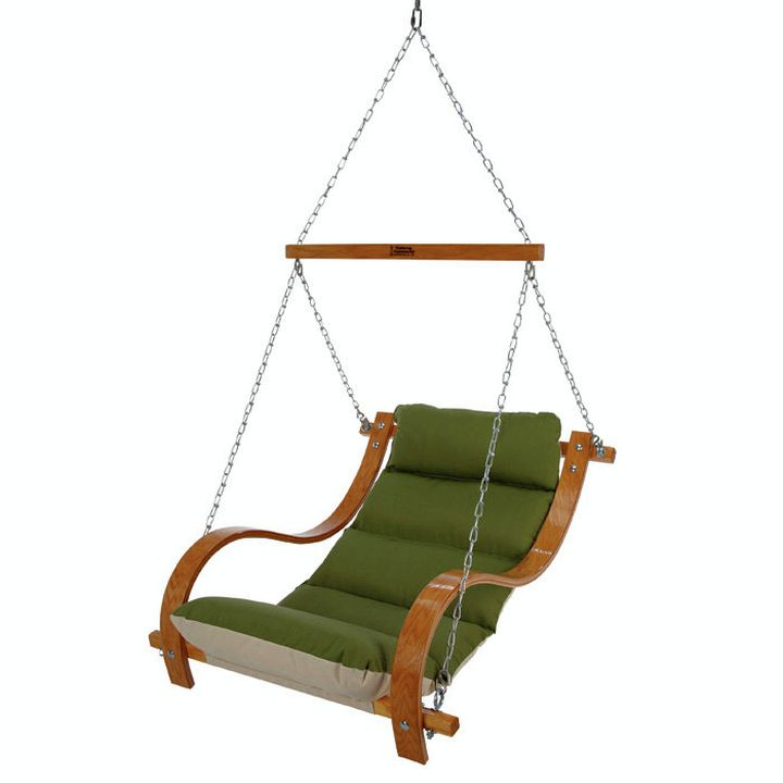 20 adorable and comfy bedroom swing chairs for Bedroom hammock chair