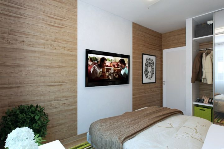 bedroom wall panel design ideas for small rooms