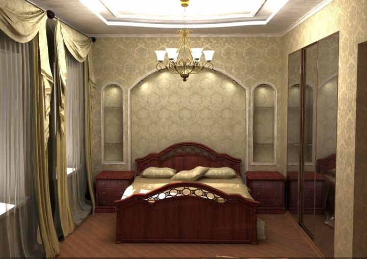 bedroom wall panel design ideas for small spaces