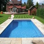best backyard swimming pool designs for very spacious yard