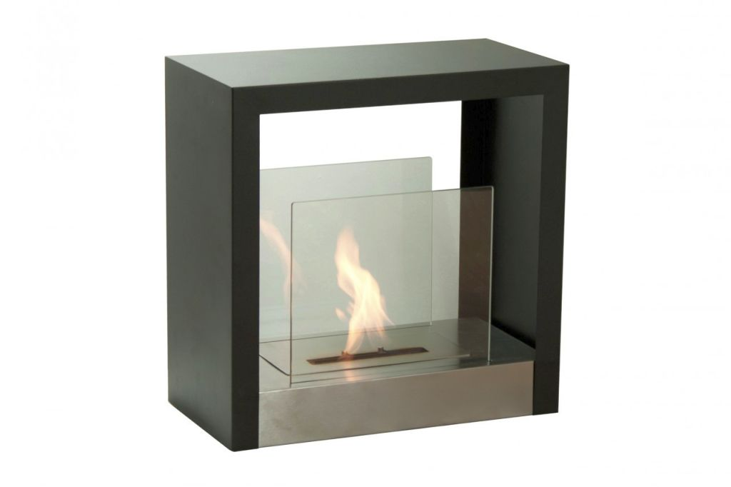 20 Contemporary Freestanding Fireplaces Designs