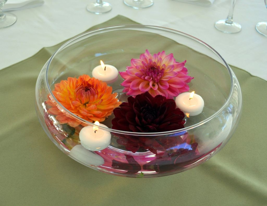 Beautiful bowl centerpiece ideas for you diy fans