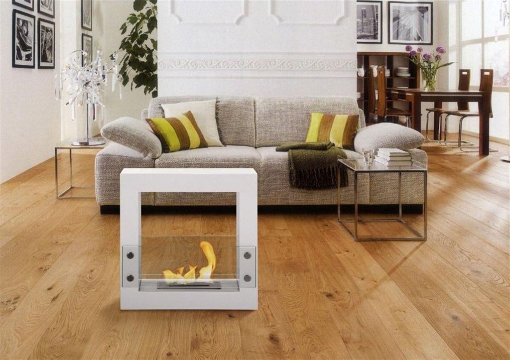 Fireplace Design free standing ventless propane fireplace : 20 Contemporary Freestanding Fireplaces Designs