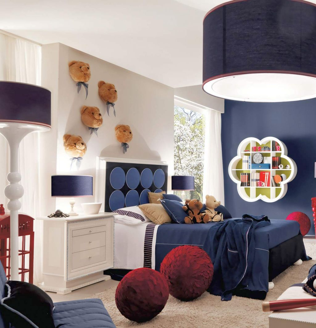 Boys Room Design Ideas 20 wonderful boys room design ideas boys room design ideas Gallery For Boys Blue Room Design Ideas