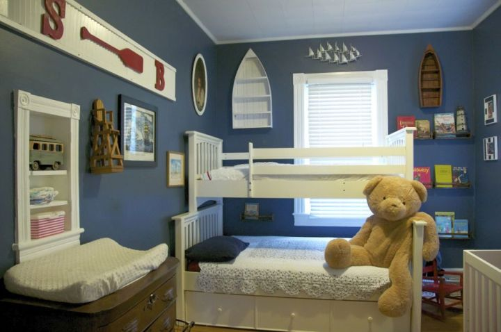 18 joyous paint color ideas for boys rooms - Colors for kids room ...