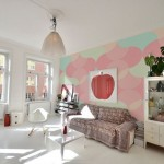 bright pastel-colored room designs