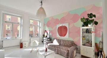 bright pastel-colored room designs