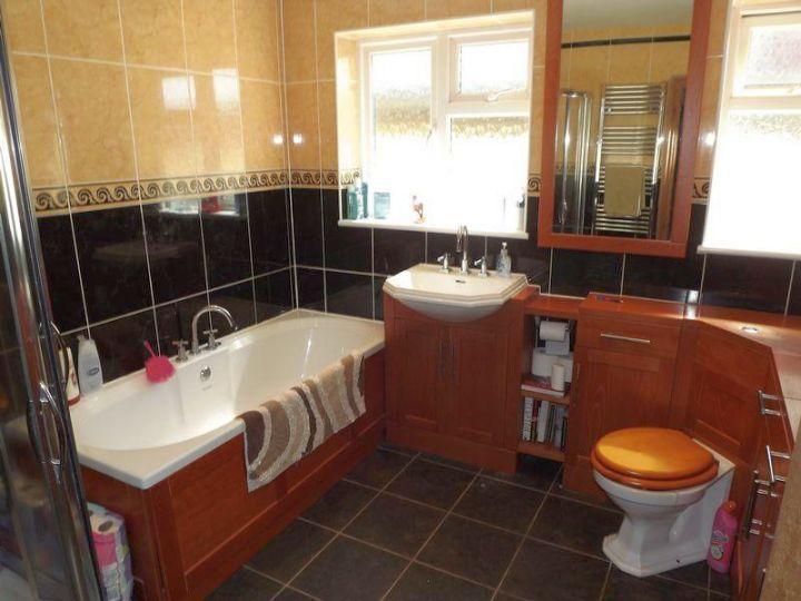 18 gorgeous brown bathroom ideas