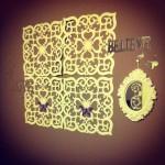 butterfly diy bedroom art