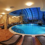 circle indoor swimming pool designs
