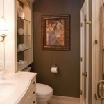 classic retro tiny bathroom design ideas