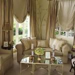 classy and elegant retro living room ideas