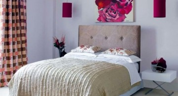 classy and feminine teenage girls room inspiration designs