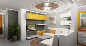 classy and simple drop ceiling decorating ideas