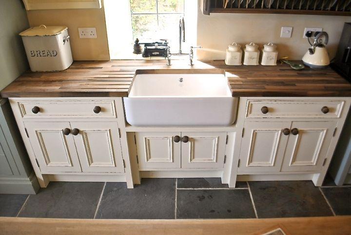 classy stand alone kitchen sink