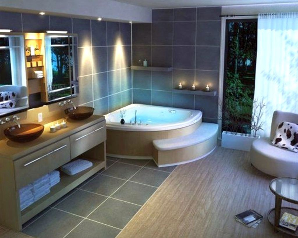 contemporary Bathroom vanity lighting ideas