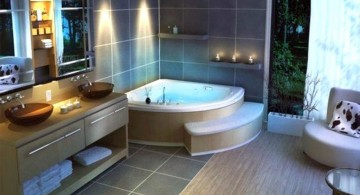contemporary Bathroom vanity lighting ideas
