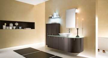 contemporary and unique Bathroom vanity lighting ideas