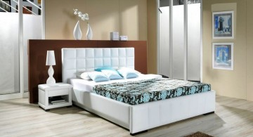 contemporary bedroom wall panel design ideas