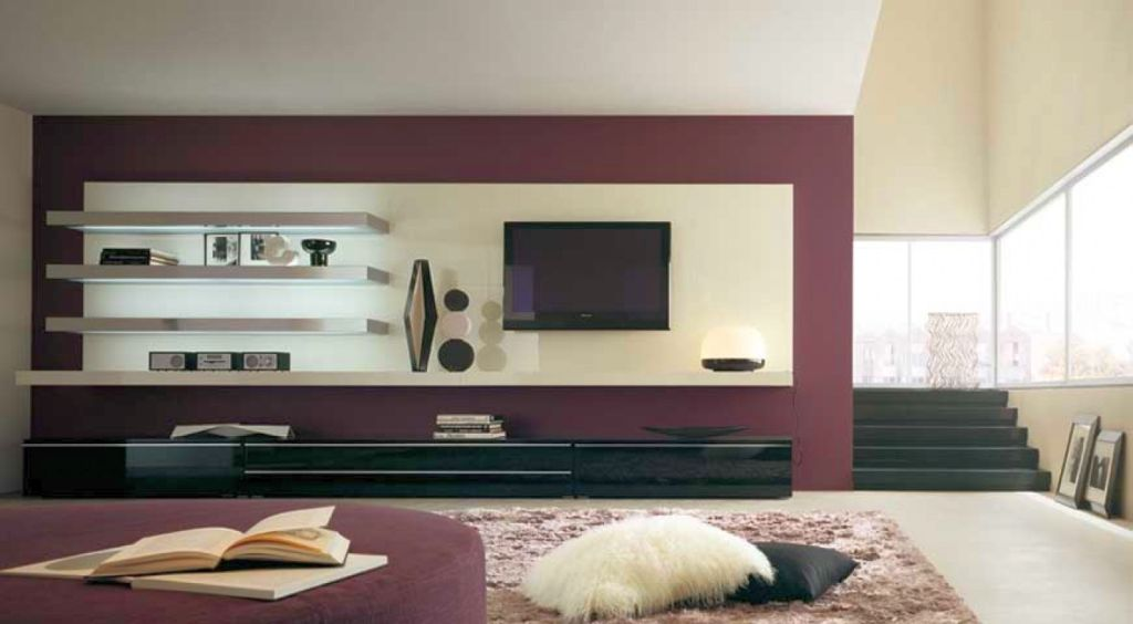 Very Modern Wall Shelves Design For Living Rooms ItSevren .
