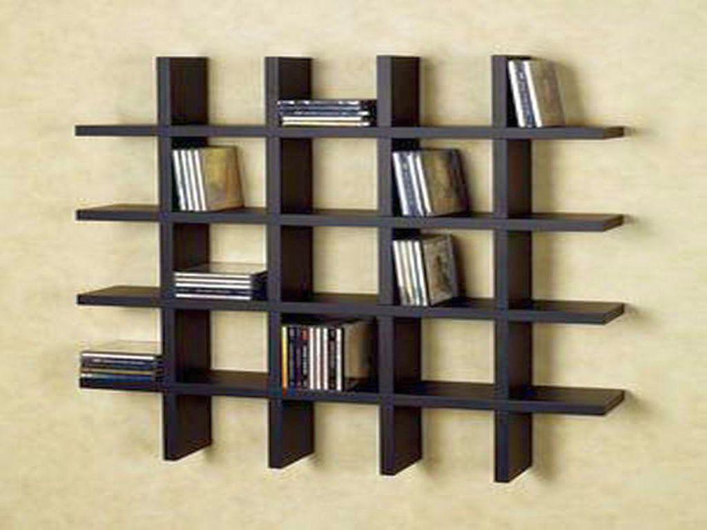 design floating shelf decorating ideas for dvds