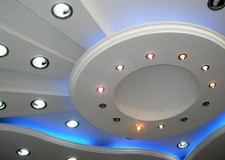 contemporary drop ceiling decorating ideas