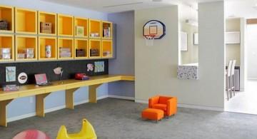 contemporary kids playroom design ideas