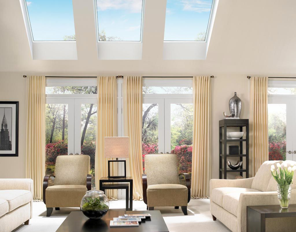 So, What Do You Think About Contemporary Living Room With Skylight Ideas  Above? Itu0027s Amazing, Right? Just So You Know, That Photo Is Only One Of 20  Living ...