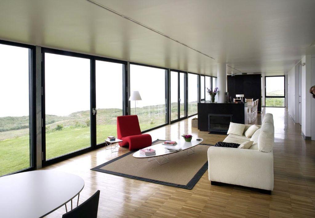 19 inspiring long living room ideas for modern homes for Long living room ideas