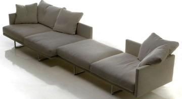 contemporary modular sofas