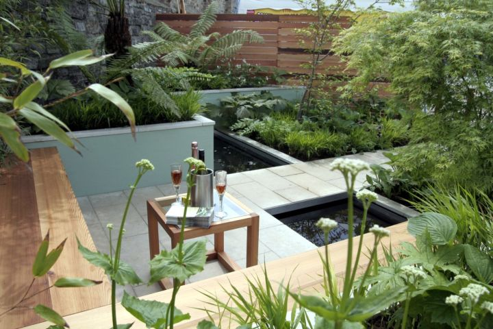 contemporary small japanese garden design ideas
