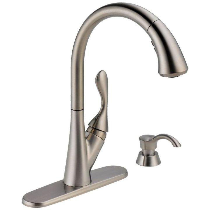 20 unique kitchen faucets for your kitchen decoration caulfield single hole pull down kitchen faucet kitchen