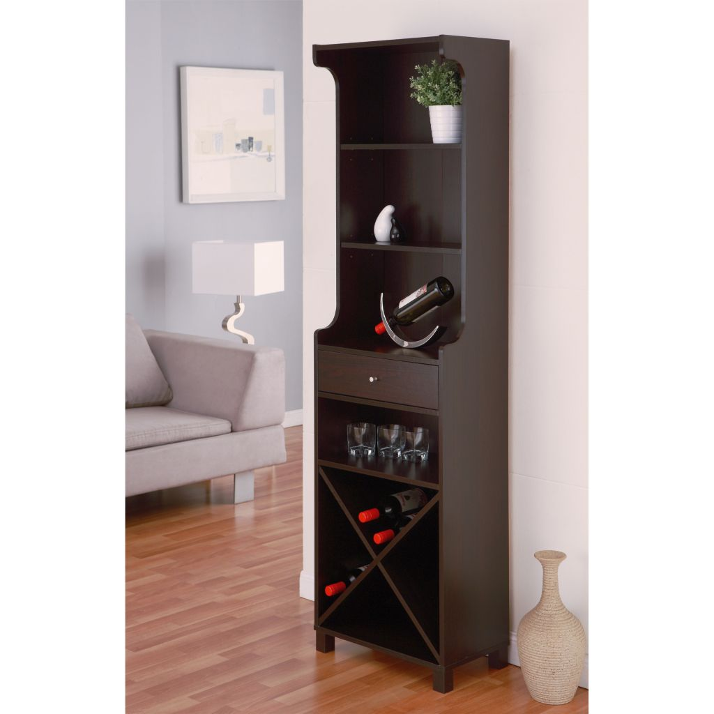 19 sleek contemporary wine cabinets to enhance your interior - Wine cabinets for small spaces set ...