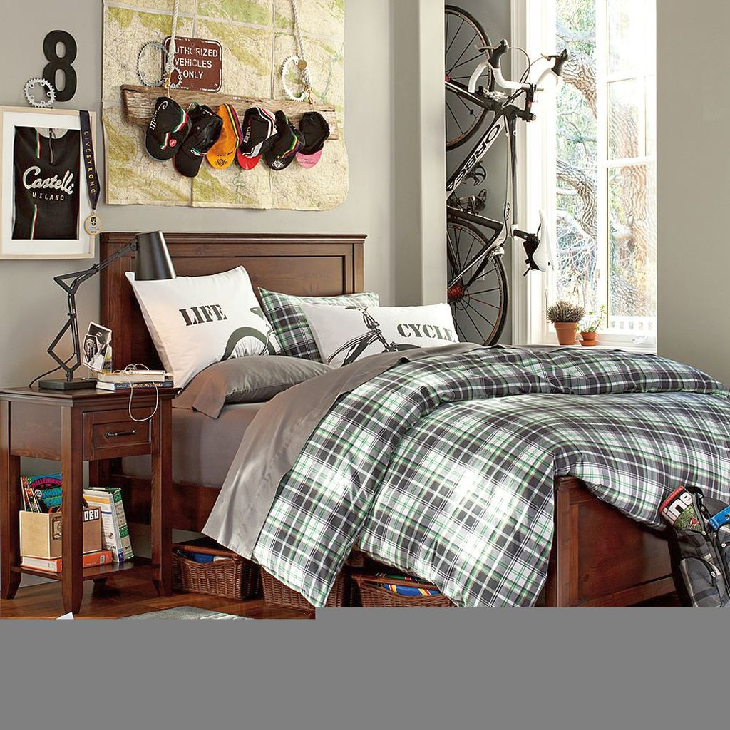 17 cool bedrooms for teenage guys ideas