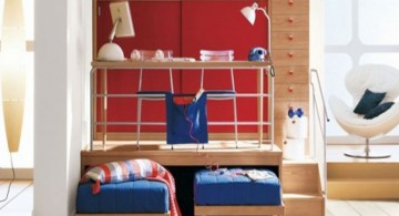 cool bedrooms for teenage guys with twin beds