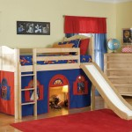 cool bunk bed designs for twin boys