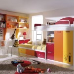 cool bunk bed designs with built in storage