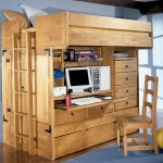 cool bunk bed designs with stairs on side for small rooms