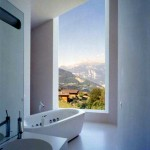 cool modern bathrooms for small apartments