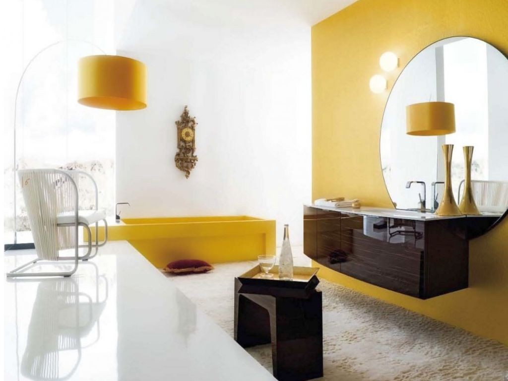 20 cool modern bathroom design ideas for Modern bathroom ideas 2015