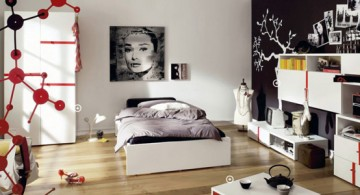 cool teenage rooms ideas