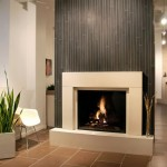 cool white and grey modern fireplace designs with glass