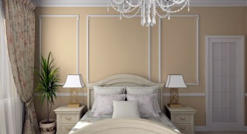 cream colored wall relaxing paint colors for bedrooms