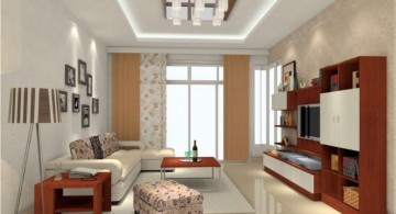 cubes in a cube ceiling design ideas for living room