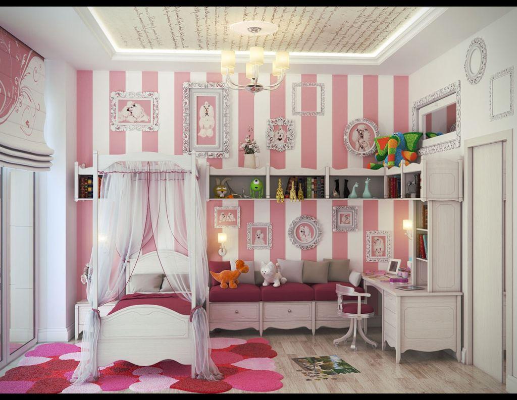 Merveilleux Gallery For Cute Girls Bedroom Ideas