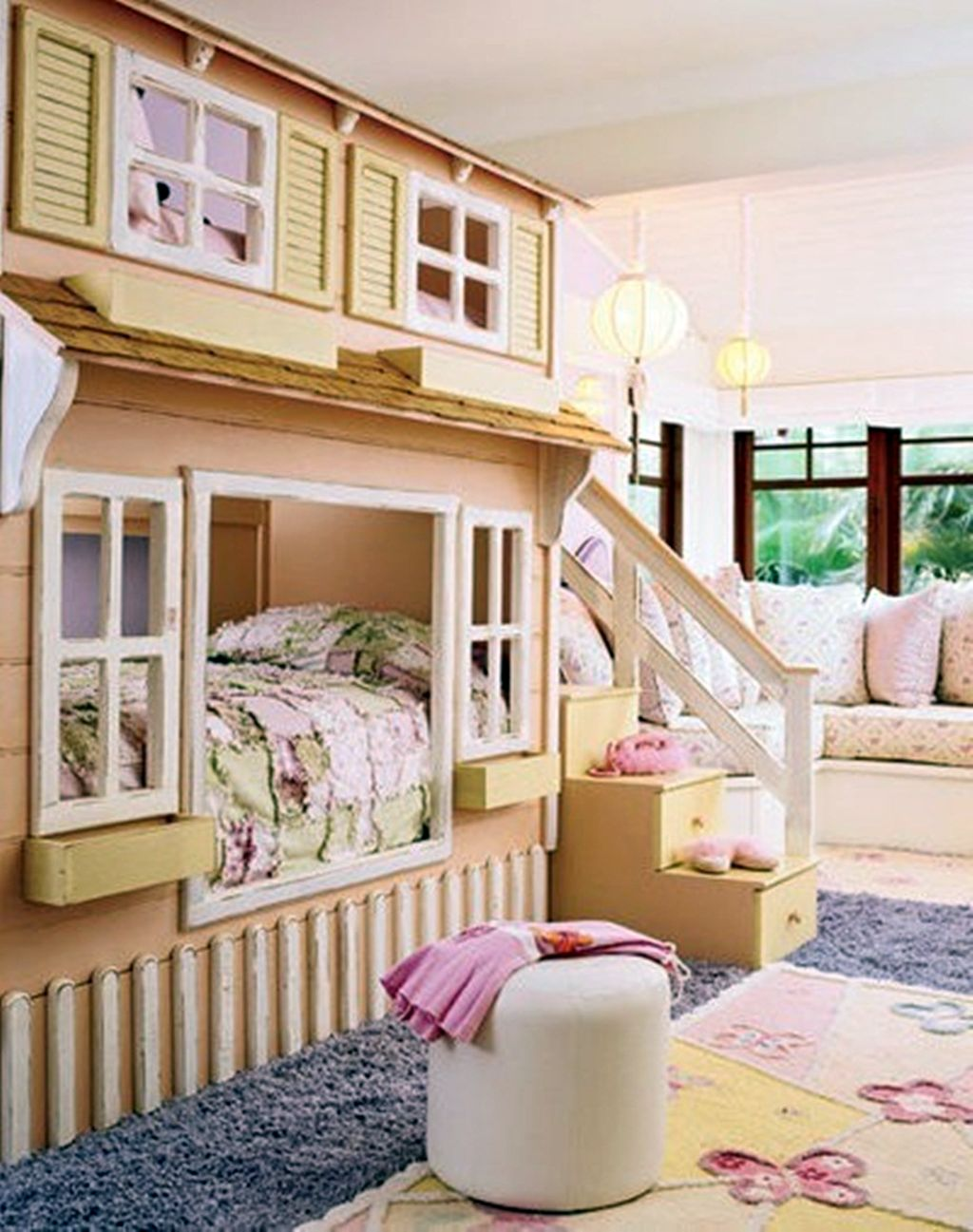 surprising Cute Girl Bedroom Designs Part - 9: Gallery for Cute Girls Bedroom Ideas