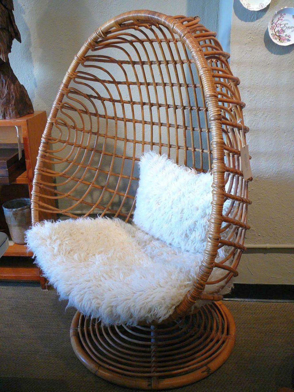Pampasan Chair modern papasan chair - minimalistic design