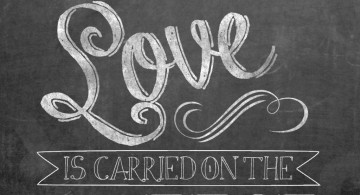 cute quote on chalkboard writing ideas