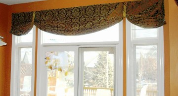 cute simple DIY swag valance patterns