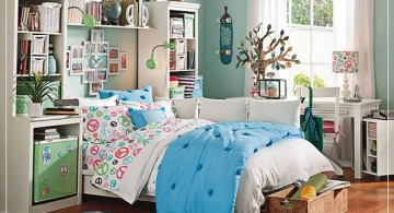 cute teenage girls room inspiration designs